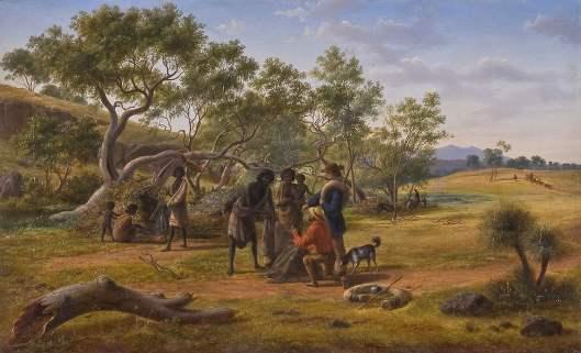 EugenevonGuerard—Aborigines