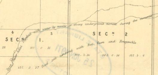 Murmungee Map
